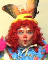 Butterfly the Clown